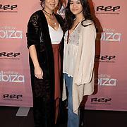 NLD/Amsterdam/20200203 - Premiere musical Verliefd op Ibiza, Cystine Carreon en ............