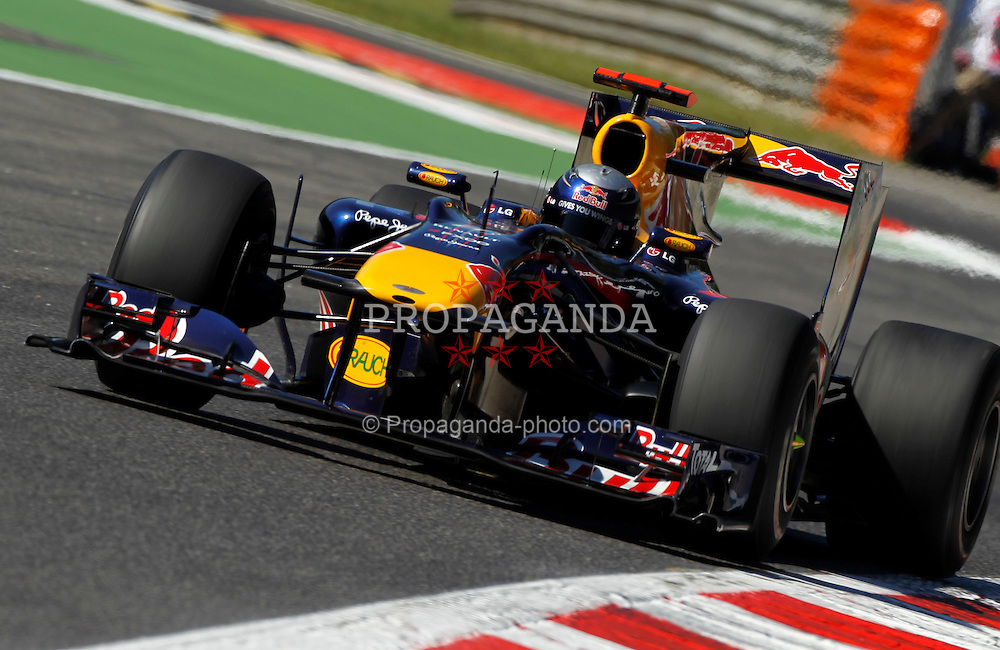 Motorsports / Formula 1: World Championship 2010, GP of Italy, 05 Sebastian Vettel (GER, Red Bull Racing),