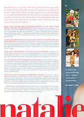 Natalie Bolton Magazines