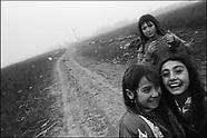 1990-97 Romania, Gypsies, 35mm RAW scans
