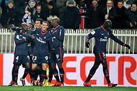 FOOTBALL - FRENCH CHAMPIONSHIP 2009/2010  - L1 - PARIS SAINT GERMAIN v RC LENS - 16/12/2009 - PHOTO GUY JEFFROY / DPPI - JOY PSG