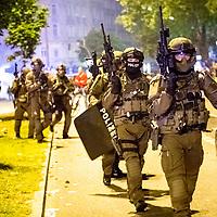 2017/07/07 Hamburg | Politik | Ausschreitungen im Schanzenviertel