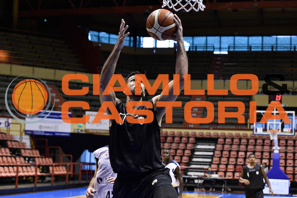 Mitchell Watt<br /> Pasta Reggia Juve Caserta - Benacquista Latina Basket<br /> Torneo Terme di Castrocaro<br /> Lega Basket Serie A 2016/2017<br /> Forli, 09/09/2016<br /> Foto Ciamillo-Castoria
