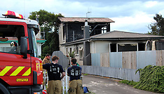 Napier-House fire follows an explosion in Maraenui