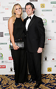 29/9/14***NO REPRO FEE***Pictured are Laura and Ronan Horgan at the 11th Q Ball in aid of Spinal Injuries Ireland at The Ballsbridge Hotel last night Pic: Marc O'Sullivan