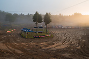 AMA Southwick National 2017. Track conditions at The Wick were on the dry side this year. John Down and his crew brought in over 30 truck loads of sand to replenish what has been roosted and eroded away over the years. Let's take a walk around...