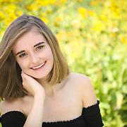 Julia Fanning High School Portraits