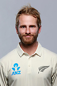 Black Caps Test Headshots