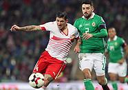 Northern Ireland v Switzerland, 9 Nov 2017