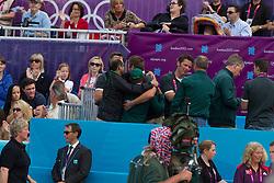 Team Saudi Arabia: Van Paesschen Stanny (BEL)<br /> Olympic Games London 2012<br /> © Dirk Caremans