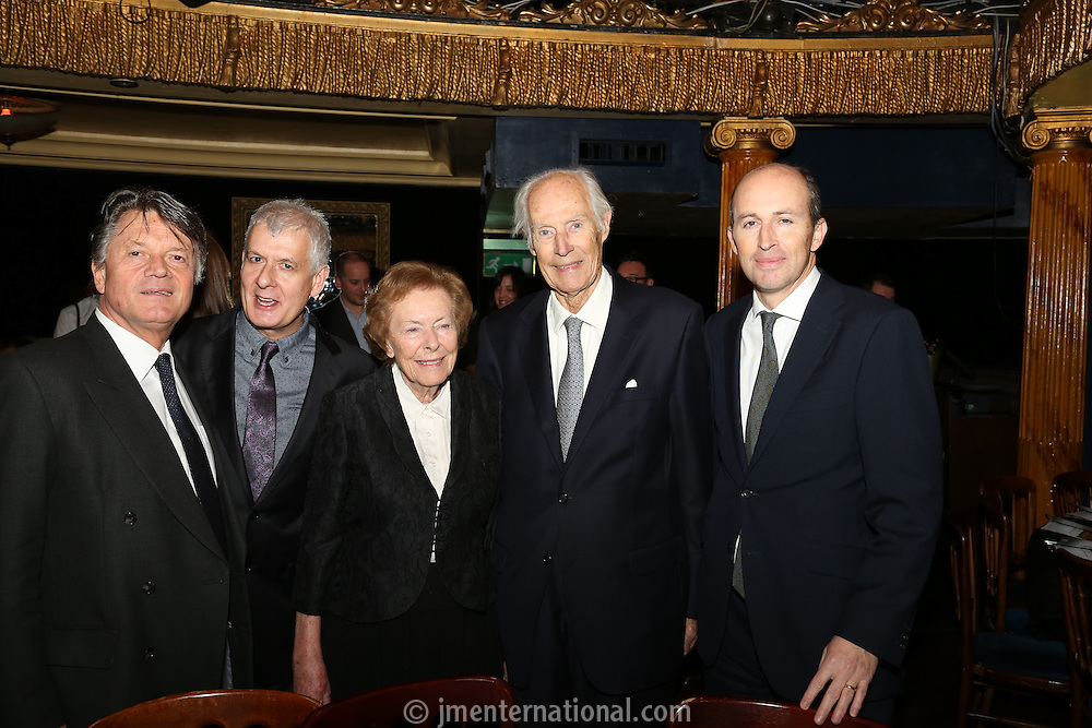 The Music Producers Guild Awards 2013. Café De Paris, London. Thursday, Feb. 7, 2013 (John Marshall JME)