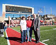 Jeff Long, Athletic Director at the University of Arkansas Razorbacks in Fayetteville Arkansas