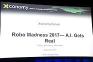 Xconomy RoboMadness 2017