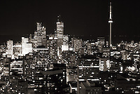 Toronto Skyline @ Night