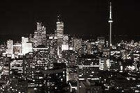 Toronto Skyline @ Night