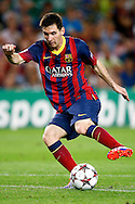 Onderwerp/Subject: FC Barcelona - Champions League<br /> Reklame:  <br /> Club/Team/Country: <br /> Seizoen/Season: 2013/2014<br /> FOTO/PHOTO: Lionel MESSI ( Lionel Andres MESSI ) of FC Barcelona. (Photo by PICS UNITED)<br /> <br /> Trefwoorden/Keywords: <br /> #00 $94 &plusmn;1377835766895<br /> Photo- &amp; Copyrights &copy; PICS UNITED <br /> P.O. Box 7164 - 5605 BE  EINDHOVEN (THE NETHERLANDS) <br /> Phone +31 (0)40 296 28 00 <br /> Fax +31 (0) 40 248 47 43 <br /> http://www.pics-united.com <br /> e-mail : sales@pics-united.com (If you would like to raise any issues regarding any aspects of products / service of PICS UNITED) or <br /> e-mail : sales@pics-united.com   <br /> <br /> ATTENTIE: <br /> Publicatie ook bij aanbieding door derden is slechts toegestaan na verkregen toestemming van Pics United. <br /> VOLLEDIGE NAAMSVERMELDING IS VERPLICHT! (&copy; PICS UNITED/Naam Fotograaf, zie veld 4 van de bestandsinfo 'credits') <br /> ATTENTION:  <br /> &copy; Pics United. Reproduction/publication of this photo by any parties is only permitted after authorisation is sought and obtained from  PICS UNITED- THE NETHERLANDS
