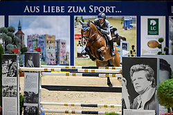 Kukuk Christian, GER, Lacasino<br /> Grand Prix <br /> Braunschweig - Löwenclassics 2019<br /> © Hippo Foto - Stefan Lafrentz
