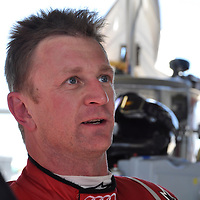 Allan McNish at the 59th Mobil 1 12 Hours of Sebring, March 19, 2011