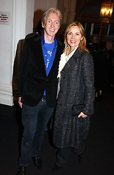 Milliner PHILIP TREACY and actress KIM CATTRALL at a party to celebrate the opening of Photo-London 2006 at Burlington Gardens, London W1 on 17th May 2006.<br />