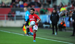 Jay Dasilva of Bristol City in action -Mandatory by-line: Nizaam Jones/JMP - 18/01/2020 - FOOTBALL - Ashton Gate - Bristol, England - Bristol City v Barnsley - Sky Bet Championship