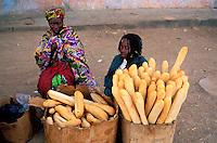 Mali - Segou - le marché