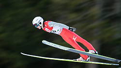 19.12.2014, Nordische Arena, Ramsau, AUT, FIS Nordische Kombination Weltcup, Skisprung, PCR, im Bild Taihei Kato (JPN) // during Ski Jumping of FIS Nordic Combined World Cup, at the Nordic Arena in Ramsau, Austria on 2014/12/19. EXPA Pictures © 2014, EXPA/ JFK
