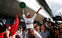 HAMILTON Lewis (Gbr) Mercedes Gp Mgp W05 Portrait  during the 2014 Formula One World Championship, Grand Prix of Great Britain from july 3 to 6th 2014, in Silverstone, United Kingdom. Photo DPPI