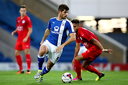 Ched Evans of Chesterfield in action  - Mandatory by-line: Matt McNulty/JMP - 02/08/2016 - FOOTBALL - Pro Act Stadium - Chesterfield, England - Chesterfield v Leicester City - Pre-season friendly