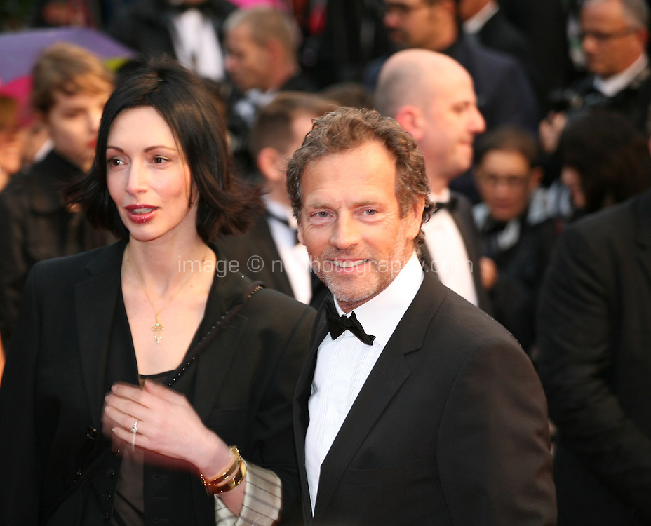 Stephane Freiss attending the gala screening of Amour at the 65th Cannes Film Festival. Sunday 20th May 2012 in Cannes Film Festival, France.