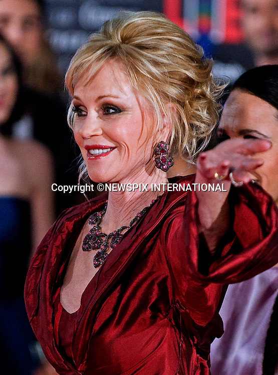 "MELANIE GRIFFITH.attends the 26th Edition of the Goya Awards, Palacio de Congresos de Madrid, Spain_19/02/2012.Mandatory Credit Photo: ©NEWSPIX INTERNATIONAL..                 **ALL FEES PAYABLE TO: ""NEWSPIX INTERNATIONAL""**..IMMEDIATE CONFIRMATION OF USAGE REQUIRED:.Newspix International, 31 Chinnery Hill, Bishop's Stortford, ENGLAND CM23 3PS.Tel:+441279 324672  ; Fax: +441279656877.Mobile:  07775681153.e-mail: info@newspixinternational.co.uk"