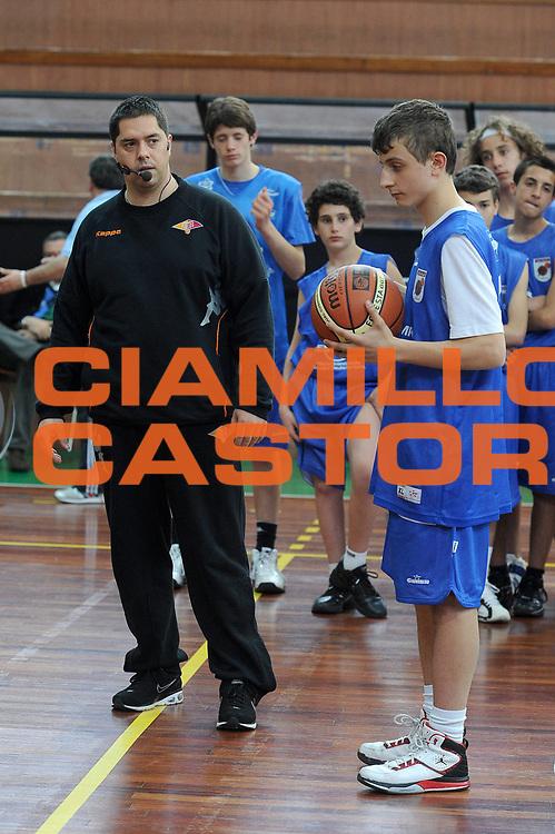 DESCRIZIONE : Rieti Lega A 2010-11 Corso di Formazione Obiettivo Giovani Lottomatica Virtus Roma <br /> GIOCATORE : Sasa Filipovski<br /> SQUADRA : <br /> EVENTO : Campionato Lega A 2010-2011 <br /> GARA : <br /> DATA : 02/05/2011<br /> CATEGORIA : Ritratto<br /> SPORT : Pallacanestro <br /> AUTORE : Agenzia Ciamillo-Castoria/G.Vannicelli<br /> Galleria : Lega Basket A 2010-2011 <br /> Fotonotizia : Rieti Campionato Italiano Lega A 2010-2011 Corso di Formazione Obiettivo Giovani Lottomatica Virtus Roma<br /> Predefinita :