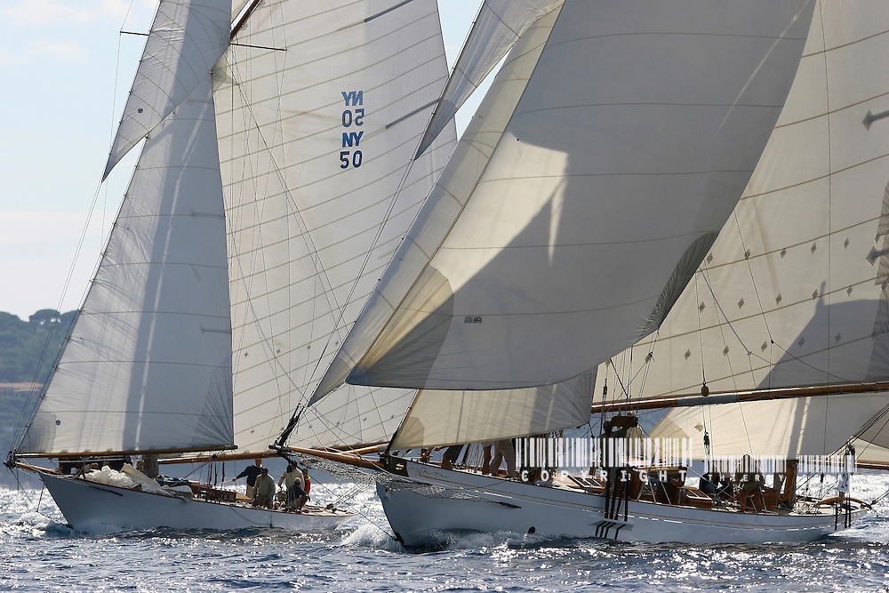 CLASSIC YACHTS. ARTS ET MATIERES. COPYRIGHT : THIERRY SERAY