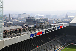 A general view of St James' Park - Mandatory by-line: Matt McNulty/JMP - 15/04/2018 - FOOTBALL - St James Park - Newcastle upon Tyne, England - Newcastle United v Arsenal - Premier League