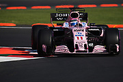 October 27-29, 2017: Mexican Grand Prix. Sergio Perez (MEX), Sahara Force India, VJM10