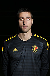 November 7, 2017 - Melbourne, Australie - TUBIZE, BELGIUM - NOVEMBER 07 : Koen Casteels  goalkeeper of Belgium Official team picture during the photoshoot of the Red Devils at the national training center on November 07, 2017 in Tubize, Belgium, 07/11/2017. (Credit Image: © Panoramic via ZUMA Press)