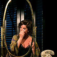 Sweet Bird of Youth by Tennessee Williams;<br /> Directed by Jonathan Kent;<br /> Marcia Gay Harden as The Princess Kosmonopolis aka Alexandra del Lago;<br /> Chichester Festival Theatre, Chichester, UK;<br /> 7 June 2017.<br /><br />© Pete Jones<br />pete@pjproductions.co.uk