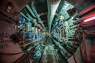China / Hong Kong / <br /> <br /> MTR West Island Line  Tunnels construction site <br /> <br /> &copy; Daniele Mattioli for Bouyuges /Dragages