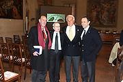 BOLOGNA, 22/02/2009<br /> FEDERAZIONE ITALIANA PALLACANESTRO PREMIO &quot;ITALIA BASKET HALL OF FAME&quot;<br /> NELLA FOTO MARIO BLASONE DAN PETERSON ALESSANDRO GAMBA ETTORE MESSINA