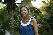 LOUISE DEAN winner of the LE PRINCE MAURICE PRIZE 2006. PRINCE MAURICE HOTEL. MAURITIUS. 28 May 2006. ONE TIME USE ONLY - DO NOT ARCHIVE  © Copyright Photograph by Dafydd Jones 66 Stockwell Park Rd. London SW9 0DA Tel 020 7733 0108 www.dafjones.com