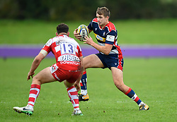 George Perkins of Bristol United - Mandatory by-line: Paul Knight/JMP - 18/11/2017 - RUGBY - Clifton RFC - Bristol, England - Bristol United v Gloucester United - Aviva A League