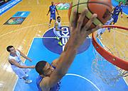 DESCRIZIONE : Siauliai Lithuania Lituania Eurobasket Men 2011 Preliminary Round Israele Francia<br /> GIOCATORE : Kevin Seraphin<br /> CATEGORIA : tiro<br /> SQUADRA : Israele Francia<br /> EVENTO : Eurobasket Men 2011<br /> GARA : Israele Francia<br /> DATA : 01/09/2011 <br /> SPORT : Pallacanestro <br /> AUTORE : Agenzia Ciamillo-Castoria/T.Wiedensohler<br /> Galleria : Eurobasket Men 2011 <br /> Fotonotizia : Siauliai Lithuania Lituania Eurobasket Men 2011 Preliminary Round israele Francia<br /> Predefinita :