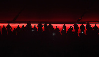 Fussball  1. Bundesliga  Saison 2016/2017  16. Spieltag  FC Bayern Muenchen - RB Leipzig        21.12.2016 Zuschauer in der Allianz Arena