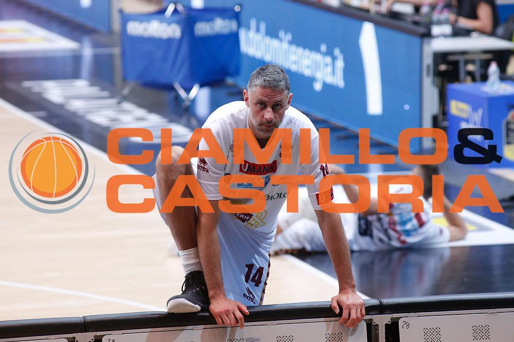 Tomas Ress<br /> Dolomiti Energia Aquila Basket Trento - Umana Reyer Venezia <br /> Lega Basket Serie A 2016/17 Finali Gara 03<br /> Trento, 14/06/2017<br /> Foto Ciamillo-Castoria / M. Brondi