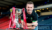 28/01/16 <br /> HAMPDEN - GLASGOW <br /> Celtic manager Ronny Deila prepares to take on Ross County in the Utilita Energy Scottish League Cup Semi-Final