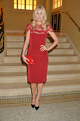 MARISSA MONTGOMERY at a reception to celebrate the Debrett's 500 2015 - a recognition of Britain's 500 most influential people, held at The Club at The Cafe Royal, 68 Regent Street, London on 26th January 2015.