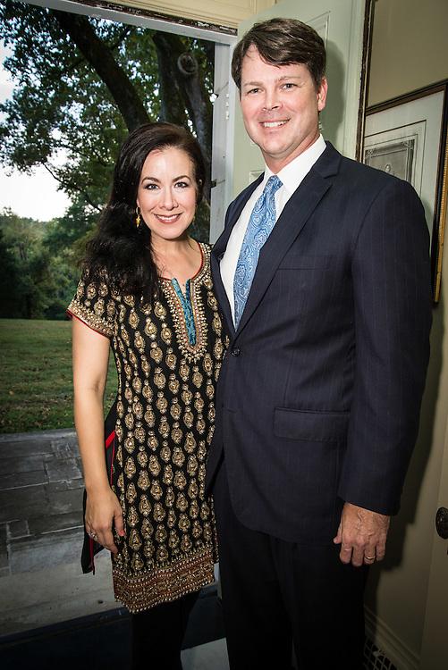 Sharon and Todd Sandahl
