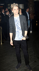 © London News Pictures. Elyar Fox attends the Exhibition of exclusive photographs of Kate Moss at The Savoy, London UK, 30 January 2014, Photo credit: Richard Goldschmidt/LNP