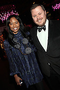 7 March 2011- New York, NY- l to r: Jada Williams and Jeff Mazzacano at the Power of Urban Presentation and Reception hosted by Magic Johnson and Yucaipa and held at the Empire Penthouse on March 7, 2011 in New York City. Photo Credit: Terrence Jennings/Photo Credit: Terrence Jennings for Uptown Magazine
