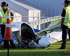 Tauranga - Glider crash near Airport