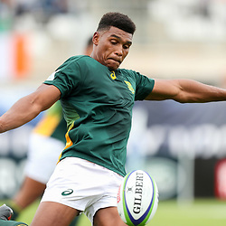 Damian Willemse of South Africa during the U20 World Championship match between Ireland and South Africa on June 3, 2018 in Narbonne, France. (Photo by Manuel Blondeau/Icon Sport)